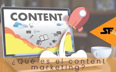 ¿Qué es el content marketing?