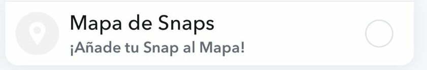 compartir snapchat maps